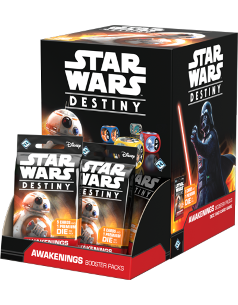 Fantasy Flight Games Star Wars: Destiny Awakenings Display