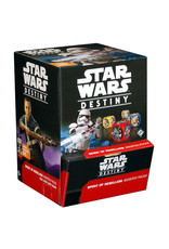 Fantasy Flight Games Star Wars: Destiny Spirit of Rebellion Display