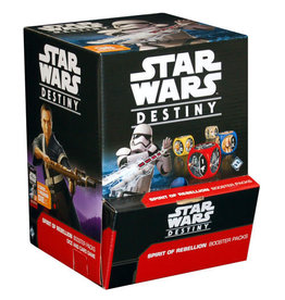 Fantasy Flight Games Star Wars: Destiny Spirit of Rebellion Display