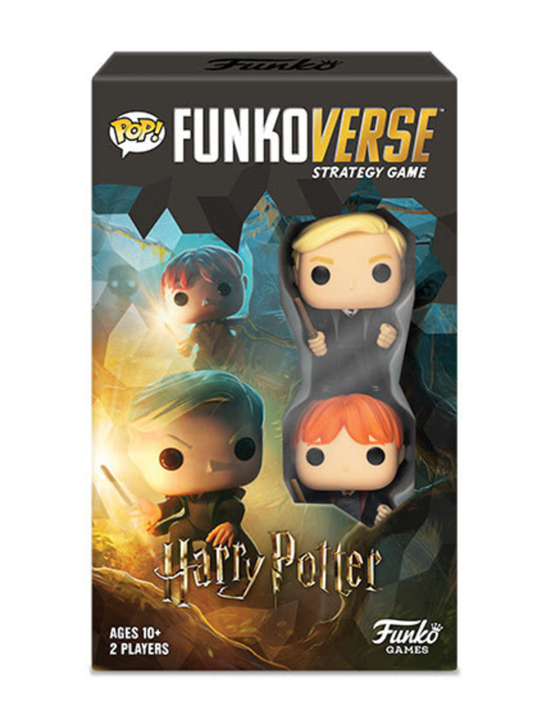 FUNKO Harry Potter POP! Funkoverse 101 Expandalone Game