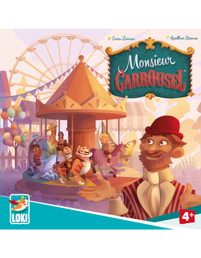 iello Monsieur Carrousel