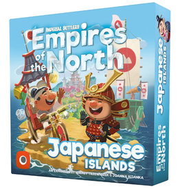 Portal Games IS Empires of the North Japanese Islands