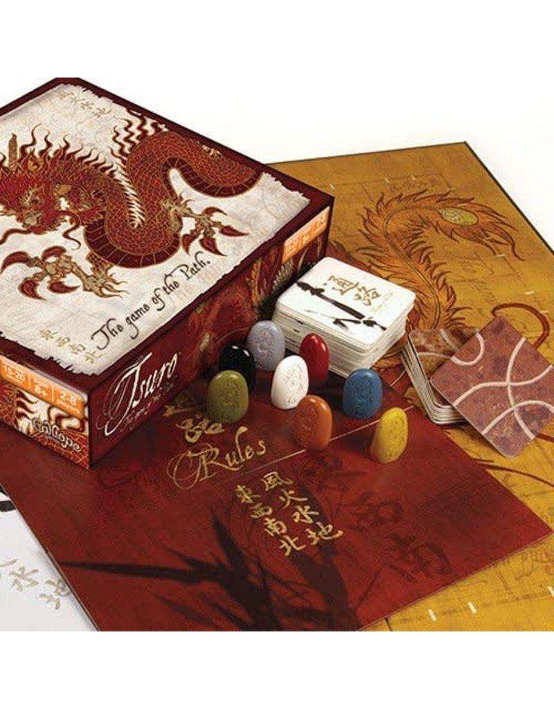 Calliope Games Tsuro The Game of the Path
