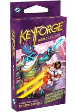 Fantasy Flight Games Worlds Collide KeyForge display