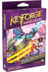 Fantasy Flight Games Deluxe Archon Worlds Collide KeyForge Deck