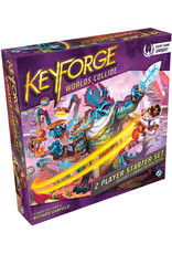 Fantasy Flight Games Two-Player Worlds Collide KeyForge Starter Set