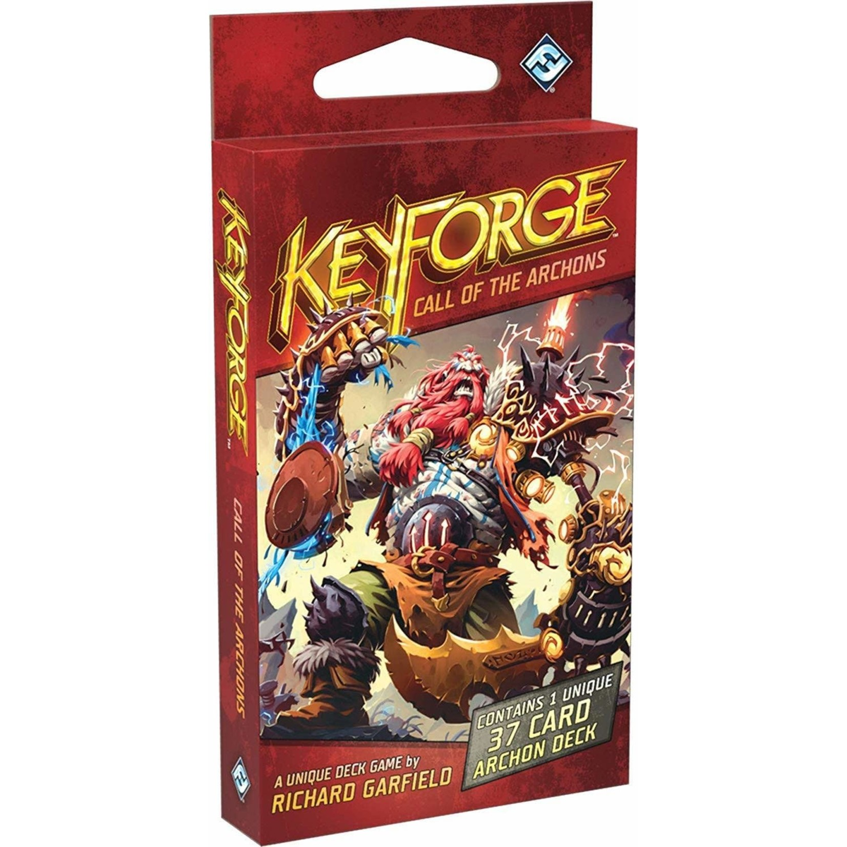 Fantasy Flight Games Archon Deck KeyForge: Call of the Archons