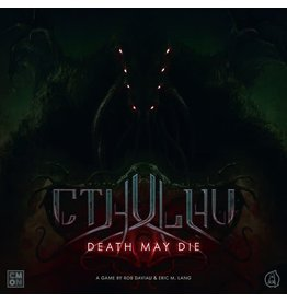 CMON Cthulhu Death May Die