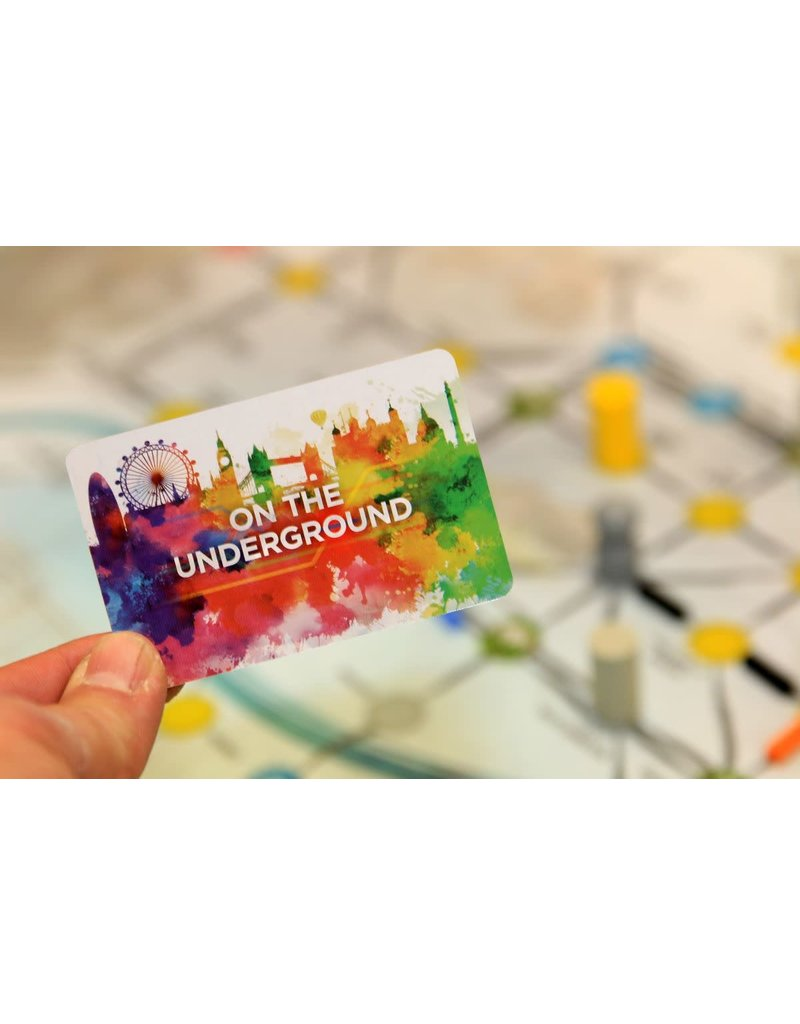LudiCreations On the Underground London/Berlin Deluxe KS