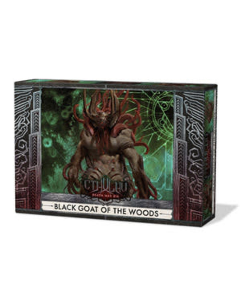 CMON Death May Die The Black Goat of the Woods