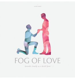Hush Hush Projects Fog of Love Male Cover