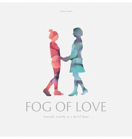 Hush Hush Projects Fog of Love Female Cover