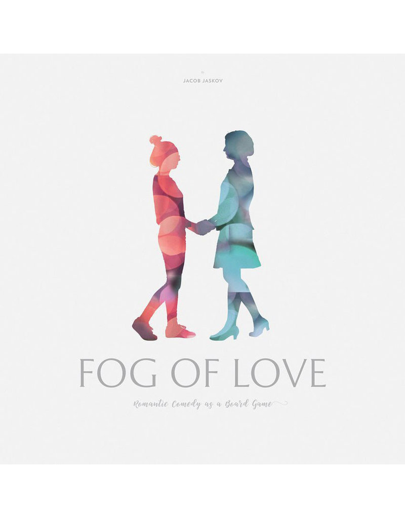 Fog of Love Female Cover