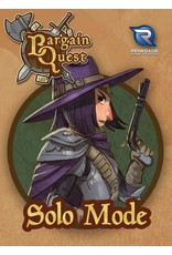 Renegade Game Studios Bargain Quest: Solo Mode Expansion