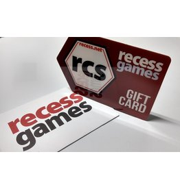 Recess Recess Games Gift Card