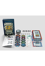 QE: An auction board game with unlimited money