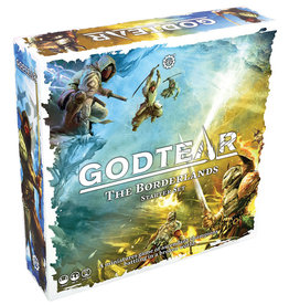 Steam Forged Games GodTear The Borderlands Starter Set