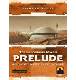 Stronghold Games Prelude Terraforming Mars