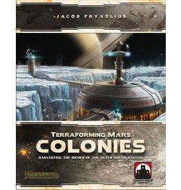 Stronghold Games Colonies Terraforming Mars