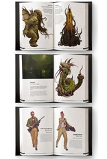 ANA CMON Art Book Cthulhu Death May Die KS