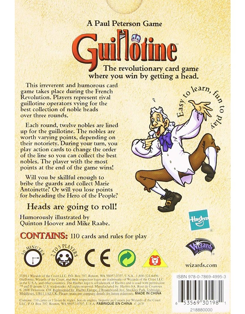 WOTC AH Guillotine