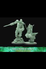 Steam Forged Games GodTear Shayl Kepper of the Oath & Landslide
