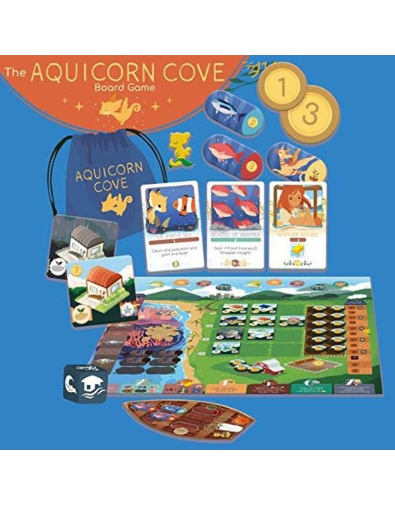 Renegade Game Studios Aquicorn Cove