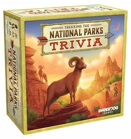 Underdog Games Trekking the National Parks Trivia