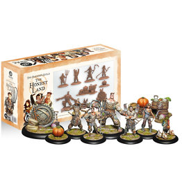 Steam Forged Games Guild Ball Farmer's The Honest Land