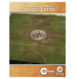 Steam Forged Games Guild Ball PM Classic Pitch