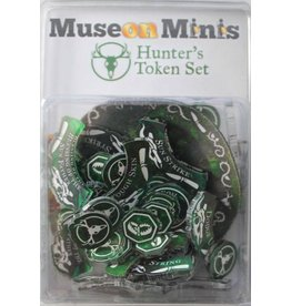 Muse on Minis Guild Ball Token Hunters