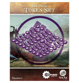 Steam Forged Games Guild Ball Union's Token Set