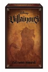 Ravensburger Disney Villainous Evil Comes Prepared