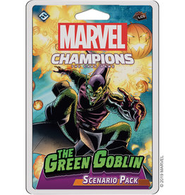 Fantasy Flight Games MC LCG The Green Goblin Scenario Pack