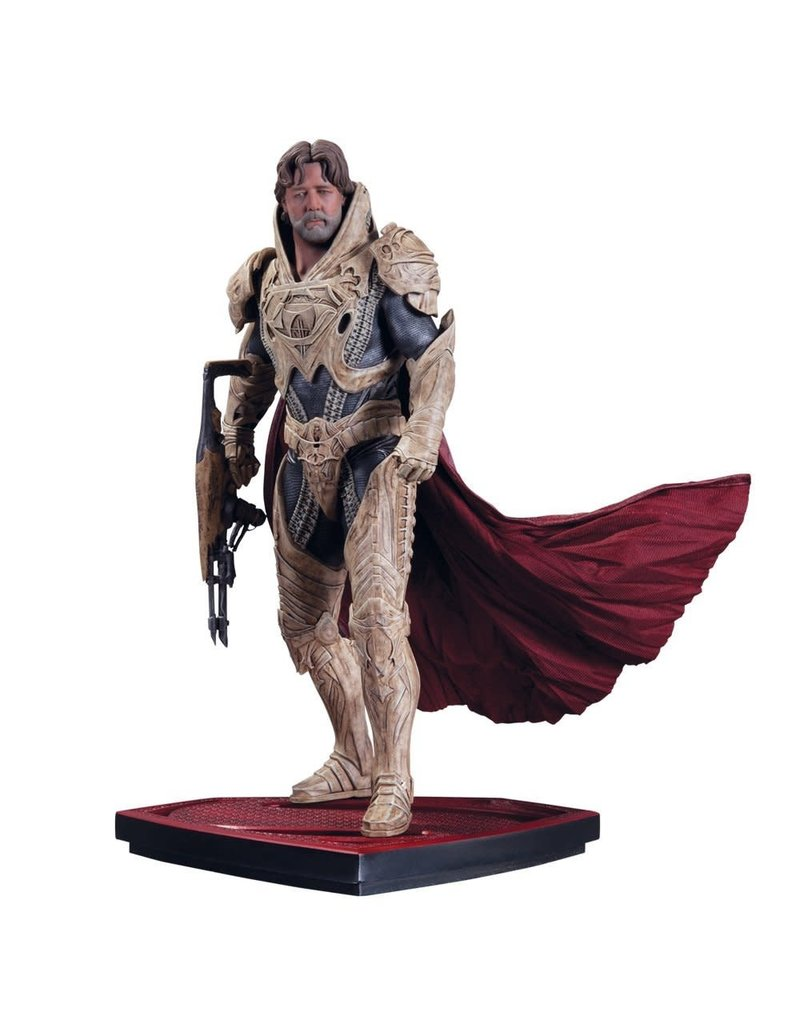 DC COMICS Man of Steel Jor El 1:6 Scale Iconic Statue