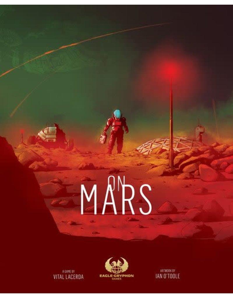 Eagle Gryphon Games On Mars KS