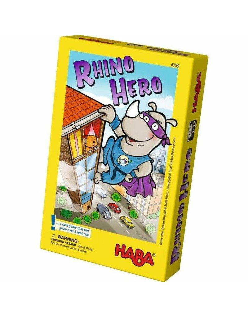 HABA USA Rhino Hero