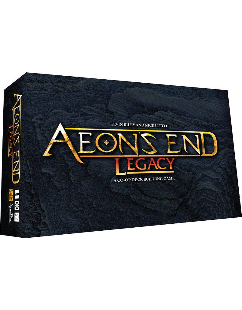 Indie Boards & Cards Aeon`s End DBG: Legacy