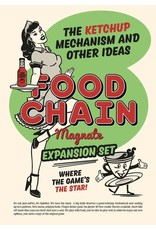 Passport Game Studio The Ketchup Mechanism & Other Ideas Food Chain Magnate