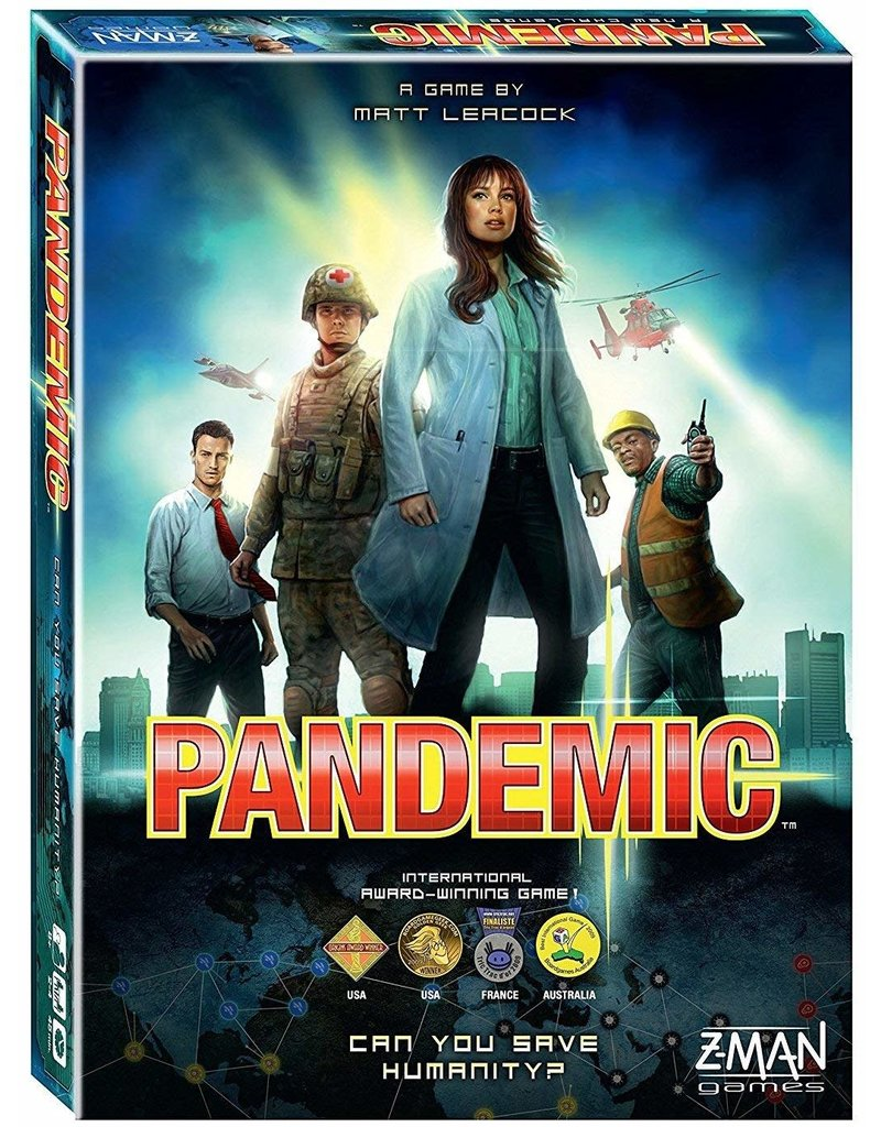 ANA ZMan Games Pandemic