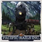 Vesuvius Media Ltd Pacific Rails Inc KS