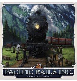 Vesuvius Media Ltd Pacific Rails Inc