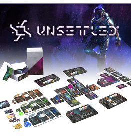 Orange Nebula Unsettled Blackout Bundle KS