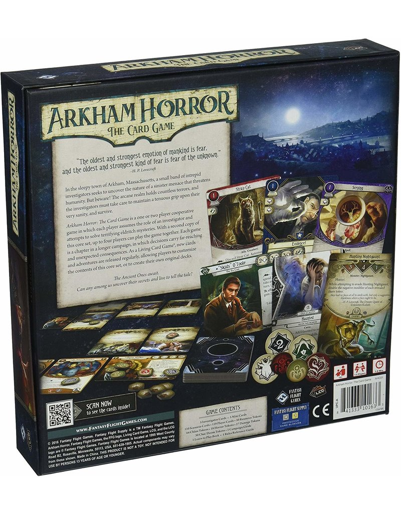 Fantasy Flight Games Arkham Horror LCG Core