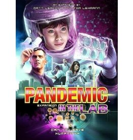 ANA ZMan Games Pandemic: In The Lab Exp 2