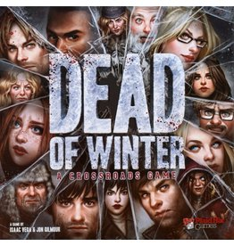 ANA Plaid Hat Games Dead of Winter A Crossroads Game