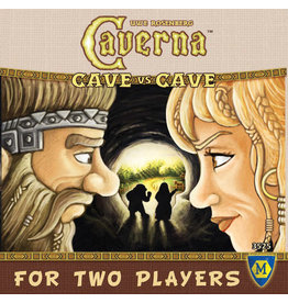 Lookout Games Caverna: Cave vs Cave (2 Player)