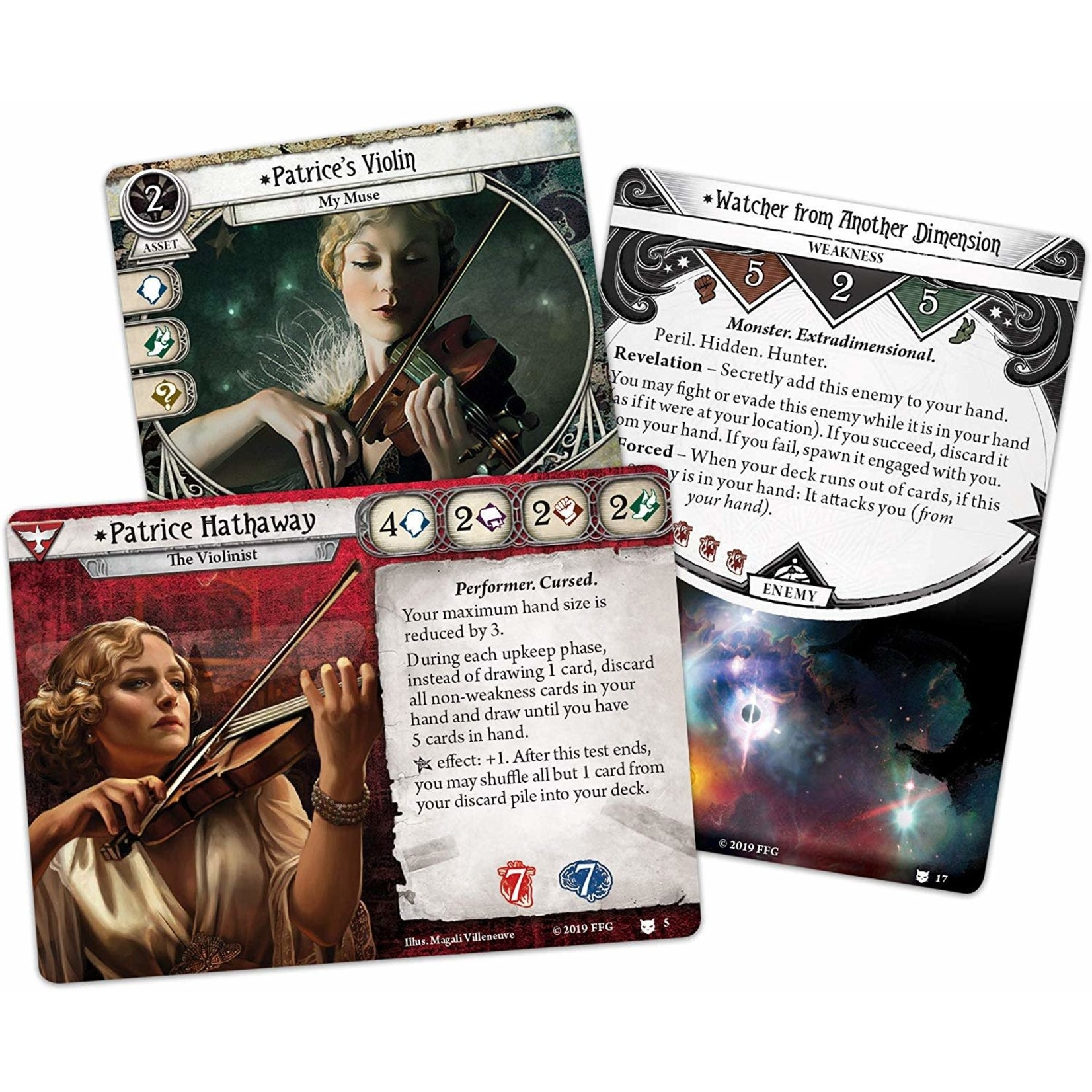 Fantasy Flight Games Arkham Horror Card Game: The Dream-Eaters Expansion