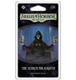 Fantasy Flight Games AH LCG The Search for Kadath Mythos Pack