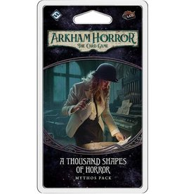 Fantasy Flight Games A Thousand Shapes of Horror AH LCG Mythos Pack